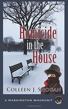 """BC alumna Colleen J. Shogan, who serves as Deputy Director of National and International Outreach for the Library of Congress, also is the author of the Washington Whodunit mystery book series. The first book, Stabbing in the Senate won a 2016 Next Generation Indie Book Award for """"Best Mystery."""" She has recently released the second book in the series, Homicide in the House, which was named to Roll Call's Capitol Hill Summer Reading List."""