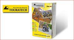 Jetzt erhältlich: Touratech Katalog 2016/17 Mit 200.000 Exemplaren enthält der Touratech Katalog 2016/17 wieder alles, was zum Thema Abenteuer, Reise und Outdoor rund ums Motorrad erhältlich ist http://www.atv-quad-magazin.com/aktuell/jetzt-erhaeltlich-touratech-katalog-201617/ #touratech #katalog #ausruestung #zubehoer