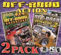 Cabela's Off Road 1 & 2 - 2 Pack (Jewel Case) - PC