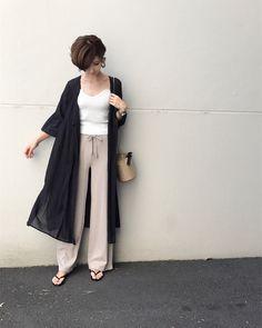 いいね!2,191件、コメント11件 ― Yuriさん(@yuricookie)のInstagramアカウント: 「・ ・ #titivate さんの新作のチェックワンピかわいい♡ onepeace/ @titivatejp #titivatestyle ・ bag/ @havefun.vtg ・…」 Asian Street Style, Tokyo Street Style, Fashion 2017, Fashion Outfits, Womens Fashion, Japan Fashion Casual, Japanese Fashion, Korean Fashion, What To Wear Tomorrow