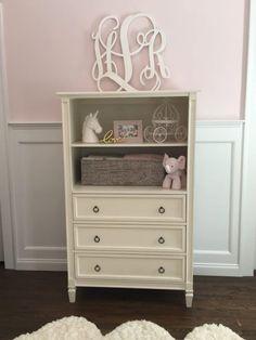This nursery dresser
