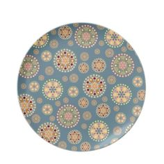 Choose from a great selection of Floral plates ranging from dinnerware to license plates for you car. Browse our pre-existing designs or create your own on Zazzle today! Dinner Plates, Dinnerware, Den, Flower, Tableware, Pattern, Dinner Ware, Dining Set, Dishes