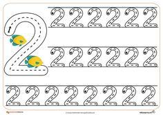 SGBlogosfera. María José Argüeso: CONTAMOS, REPASAMOS Y PINTAMOS Writing Numbers, Classroom Rules, Tot School, Math For Kids, Preschool Kindergarten, Fine Motor Skills, Toddler Activities, Little Ones, Letters