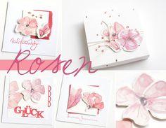 Pusteblume: Rosen - Kartenbox III