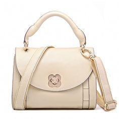 Damentaschen Schultertaschen Handtaschen echtes Leder Tasche Grau A10032
