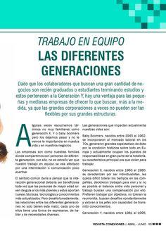 #ClippedOnIssuu from Revista CONEXIONES Ed 13