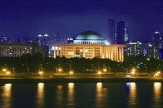 국회의사당 야경