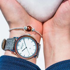 ALPIN Zima s lodénovým remienkom – waidzeit. Watches, Accessories, Fashion, Elegant, Moda, Wristwatches, Fashion Styles, Clocks, Fashion Illustrations