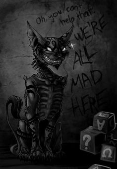 We're all mad here!!