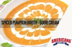 Try the 'New #Spiced #Pumpkin #broth & #sour #cream #Satyam #Complex, #Nehru place or call us at 011 26487762 for #home #delivery