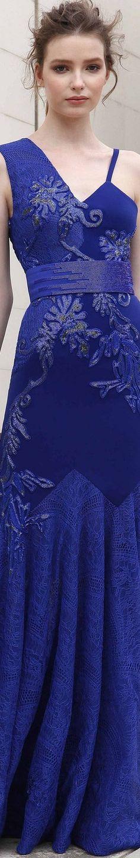 Basil Soda Spring-Summer 2018 RTW Blue Fashion, Spring Fashion, Basil Soda, Azzaro, Blue Dresses, Pretty Dresses, Fashion Capsule, Haute Couture Fashion, Balmain