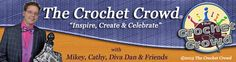 The Crochet Crowd - Over 500 Projects, Tutorials and Tips