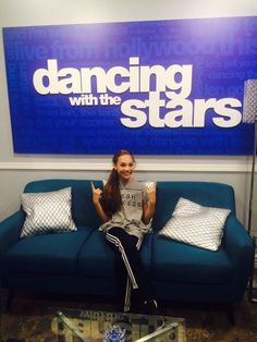 Maddie dancing With the stars