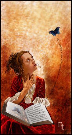 Reading is dreaming by turkill.deviantart.com on @deviantART