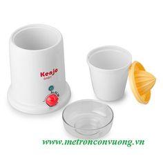 WEBNODE :: Máy hâm nóng, tiệt trùng bình sữa và chế biến thức ăn Kenjo KJ-01 :: metroonconvuong