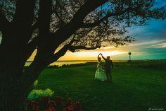 Outer Banks Beach Wedding, The Currituck Club, Corolla, NC