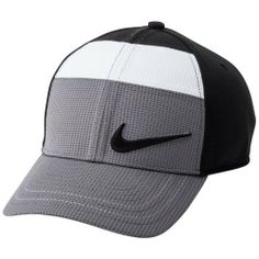 NIKE Mens Dri-FIT Mesh All-Over Cap (Charcoal) Nike. $23.99