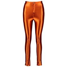 Boohoo Willow High Waist Super Skinny Disco Trousers ($12) ❤ liked on Polyvore featuring pants, high waisted disco pants, basic t shirt, palazzo pants, wide leg pants and high-waisted wide leg pants