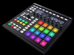 Got this for my birthday a few weeks ago... it's amazing! Look out for it in my future YouTube videos. #maschine