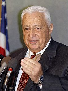 Ariel Sharon (1928-2014)......... Israeli Politician, Soldier, Eleventh Prime Minister of Israel