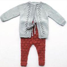 Vera Cardigan & Kløver Strømpebukse ☘ Mønster: @finest_strik & @knittingforolive. Strikket av: @hopelessknitter