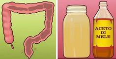 Come disintossicare l'organismo con aceto di mele e miele | Rimedio Naturale