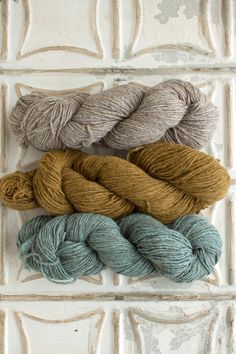 Yarn for Blue Bell Hill Scarf