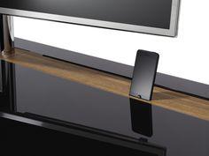 cubus pure low tv cabinet by team 7 natrlich wohnen design sebastian desch