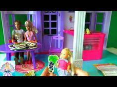 Барби, Барби и Челси собираються на бал серия 20 смотреть приключения Ба...