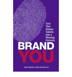 In the modern workplace, clearly defined hierarchies are on the wane, few of us have 'jobs for life' and many of us have portfolio careers or are self-employed. In these self-reliant times, it's essential to be remembered for the right reasons. This book helps you develop a powerful personal brand, both on- and offline, and shows you how to: Discover your talents, values and purpose, become more visible in your market, make the most of your networks, build your brand online... Cote : C3.PUR