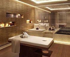 Relaxing bathroom idea: www.bornrich.com/...