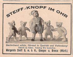 1923 Die Woche, Nr. 46, Steiff Teddy   Flickr - Photo Sharing!