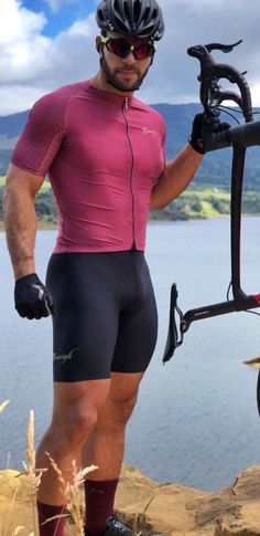 Cycling Lycra, Cycling Suit, Cycling Wear, Lycra Men, Radler, Tennis, Female Cyclist, Mens Tights, Men In Uniform