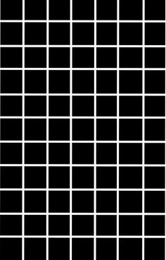 Black Tumblr Grid Pattern