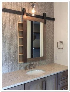 Bathroom decor for your master bathroom remodel. Learn bathroom organization, master bathroom decor suggestions, bathroom tile a few ideas, master bathroom paint colors, and more. Bad Inspiration, Bathroom Inspiration, Home Design, Interior Design, Interior Plants, Wall Design, Home Renovation, Home Remodeling, Bathroom Renovations