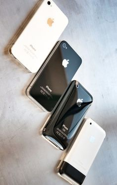 Here's a look at all the #iPhone designs. Which one's your favorite?