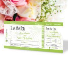Save the Date Karte Hochzeit Flugticket: https://www.meine-hochzeitsdeko.de/save-the-date-karte-hochzeit-flugticket