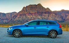 2015 Volvo V60: Welcome Back, Station Wagon