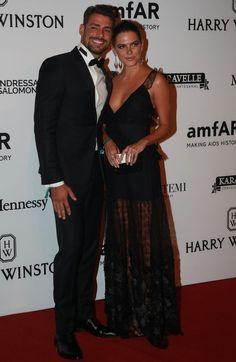 Cauã Reymond e Mariana Goldfarb: casal se encontra em Portugal em breve (Foto: Ag. News )