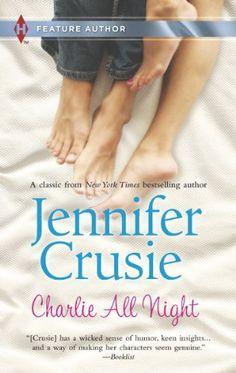 Charlie All Night (Harlequin Feature Author) by Jennifer Crusie http://www.amazon.com/dp/0373605862/ref=cm_sw_r_pi_dp_gsVKvb14N02H6