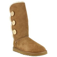 UGG Australia Womens Bailey Button Triplet Boots