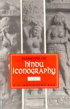 Elements of Hindu Iconography (2 Vols in 4 parts) Book