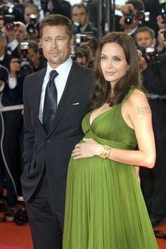Angelina Jolie & Brad Pitt's Relationship, In Photos Brad Pitt And Angelina Jolie, Cannes Film Festival, Vivienne, Relationship, History, Formal Dresses, People, Fashion, Dresses For Formal
