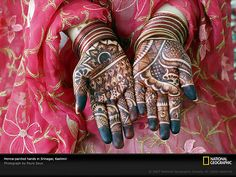 Henna or mehndi. I've done some henna, but nothing even remotely like this In ma. - Hand Nail Design FoR Women Dulhan Mehndi Designs, Mehendi, Bridal Mehndi Designs, Mehandi Designs, Tattoo Designs, Art Designs, Mehndi Tattoo, Henna Tattoos, Tattoo Art