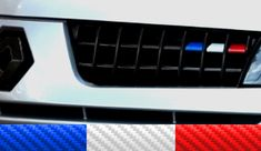 Renaultsport Clio French Grille Vinyls