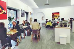 Open more than books milano appunti di viaggio pinterest for Bar coworking milano