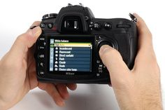 digital camera settings for beginners