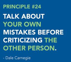 <3 DALE CARNEGIE'S Principles from How to Win Friends and Influence People…