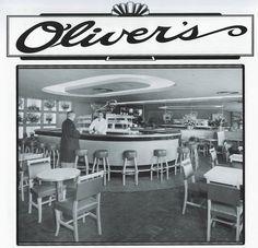 #OliversRestaurant #FineDining #Food #Vintage