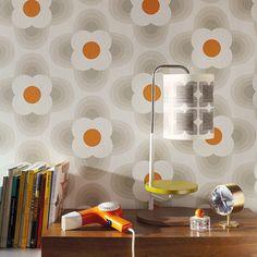 Buy Orla Kiely Striped Petal Wallpaper   Amara